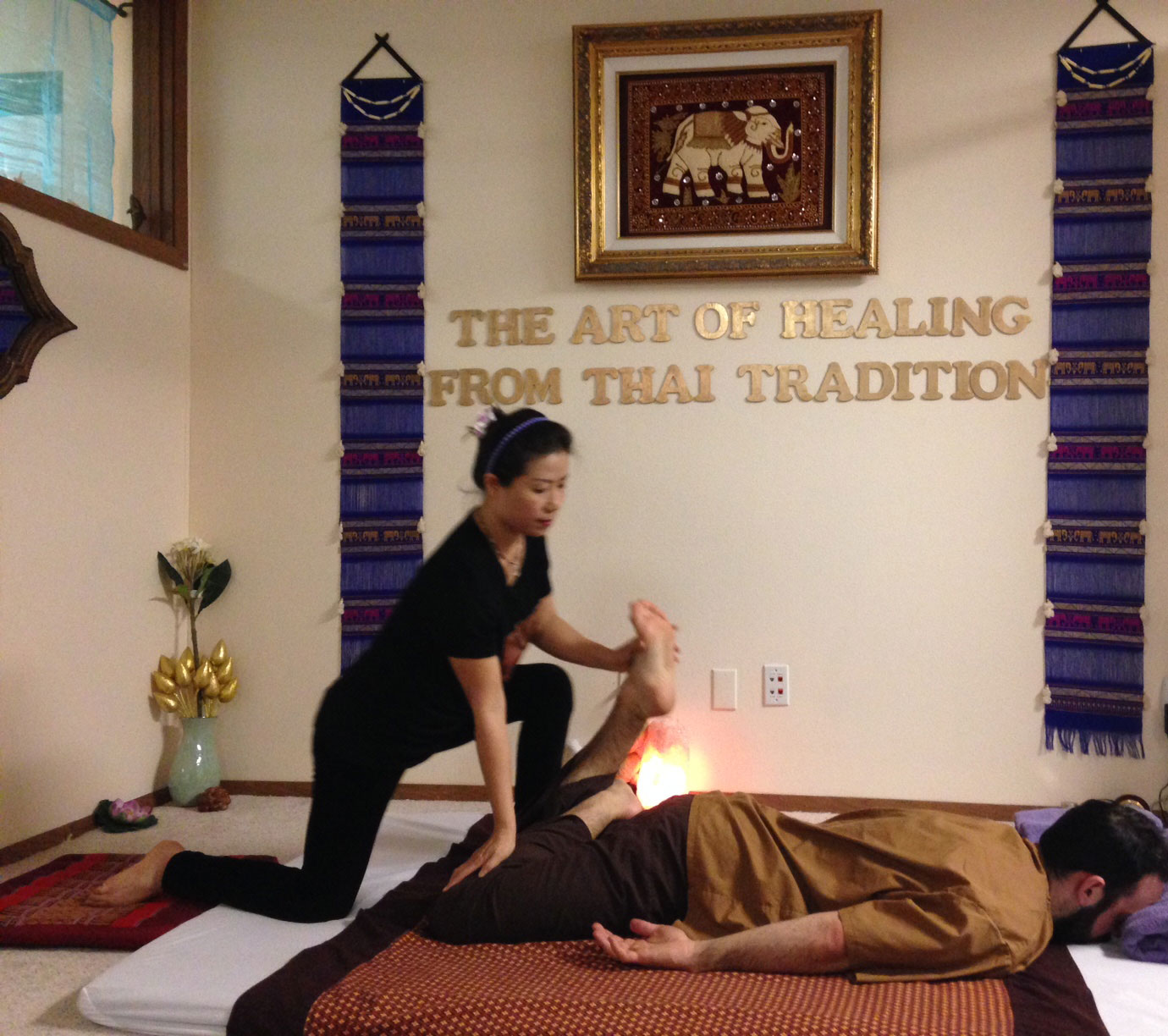 Tradition Thai Massage