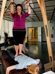 Deep relax and healthy from Ashiatsu Massage