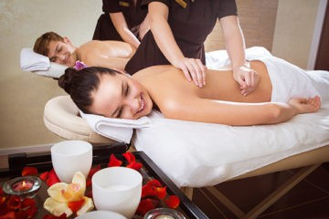 Valentine's Month Specials - Romantic Couple's Massage